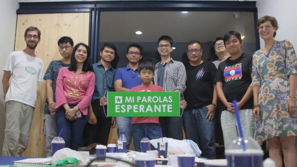Esperanto-kurso en Bankok-urbo, Tajlando